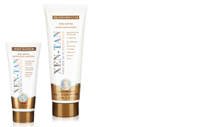 XEN-TAN Range BY NATALIE ROCHE - Light Sunless Tan Collection