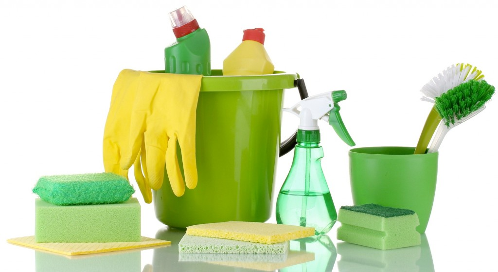 spring-cleaning-green